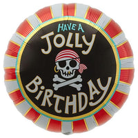 "Have A Jolly Birthday (18"") *Helium*"