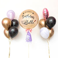 *March & April RM199* Purple Classy Chrome *Helium*
