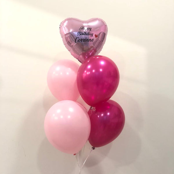 *JAN-FEB RM55* Pink Theme *Helium*