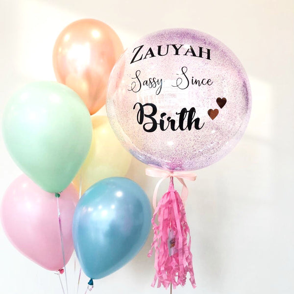 *March & April RM99*  Pastel Theme *Helium*
