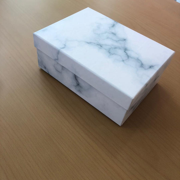 Marble Gift Box (Size: Medium)