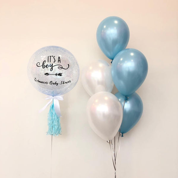 *March & April RM99* It's a boy! *Helium*