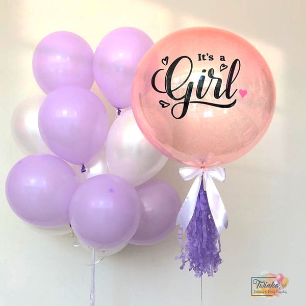 It's a Girl! *Helium*