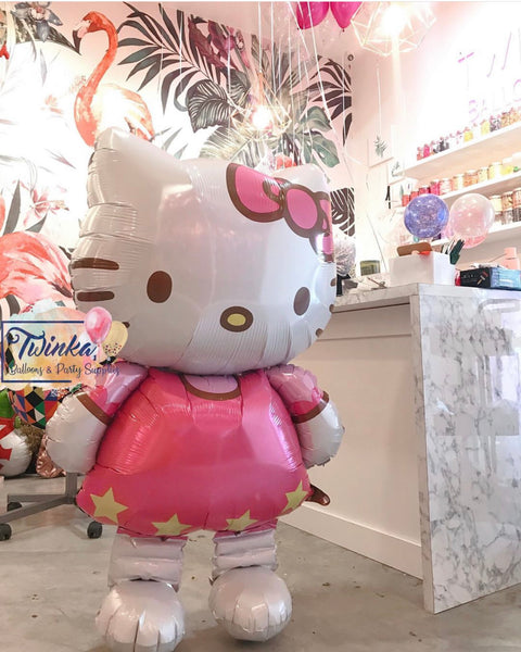 "Hello Kitty® - AirWalker (50"") *Helium*"