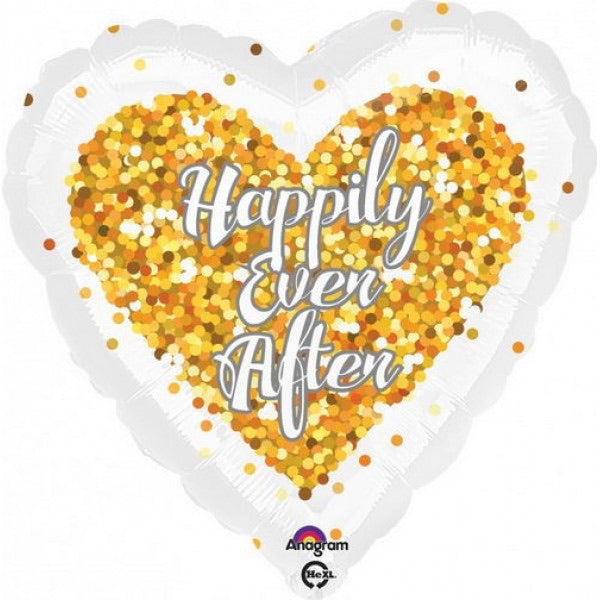 "Happily Ever After (17"") *Helium*"