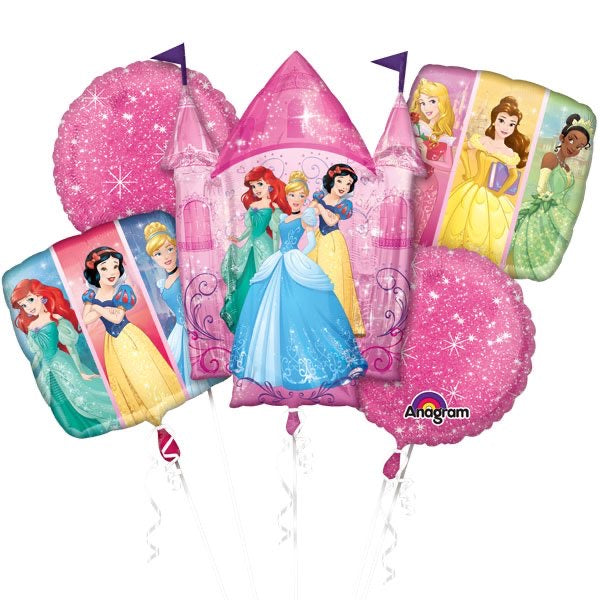 Disney Princess Bundle Bouquet *Helium*
