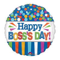 "Happy Boss's Day! (17"") *Helium*"