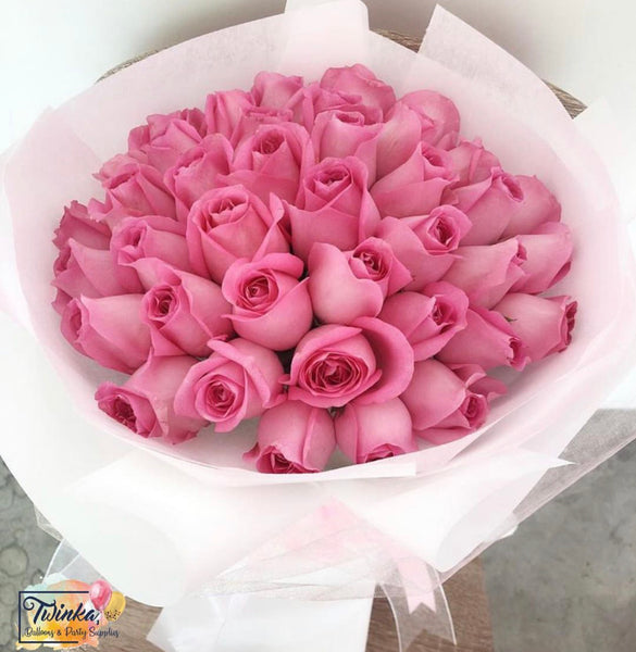 Soft Kisser Bouquet (Fresh Rose)