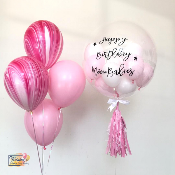*JAN-FEB RM168* Pink Sweetie *Helium*