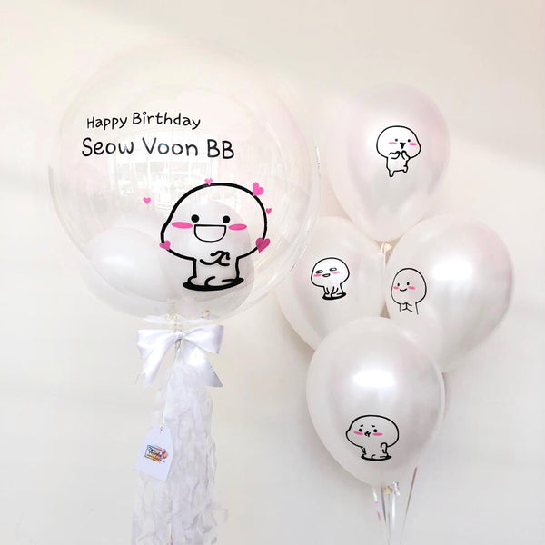 *March - April RM150* Lovely BB Sticker Set *Helium*