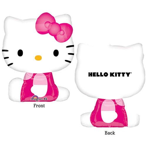 "Hello Kitty Supershape (27"") *Helium*"