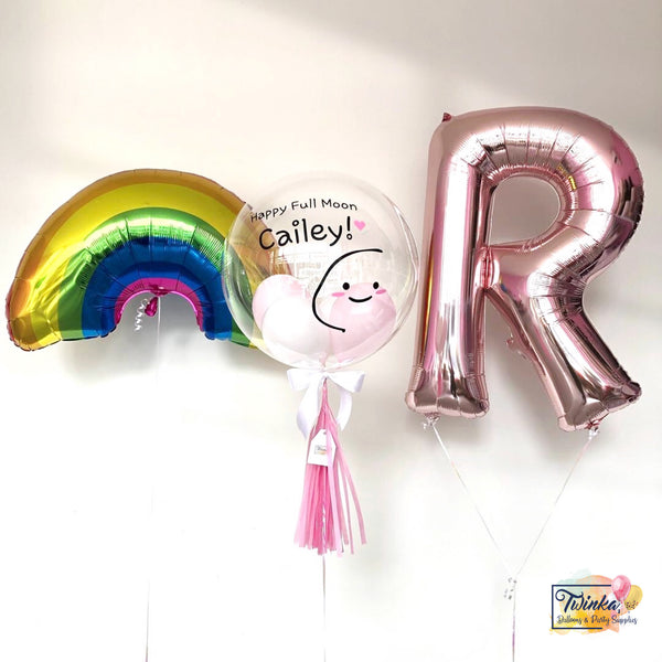 Rainbow BB Number Set *Helium*