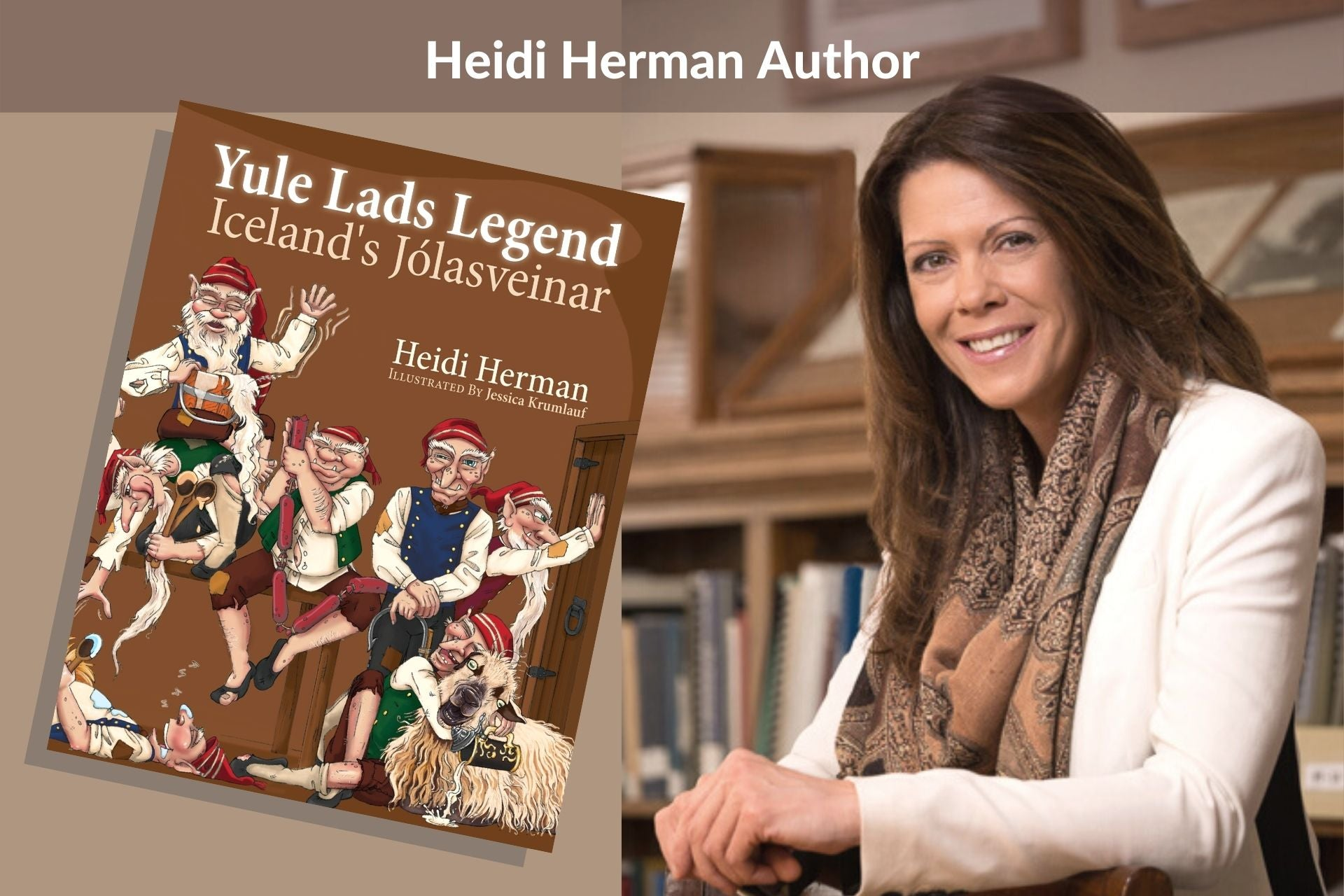 Heidi Herman Author