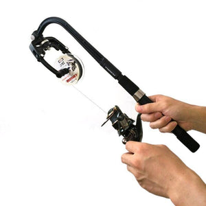 Fishing Line Speed Spooler (Spinning/Baitcasting Reel Spooler)