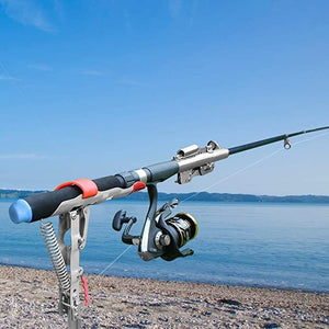 The Hunter - Automatic Fishing Rod Holder