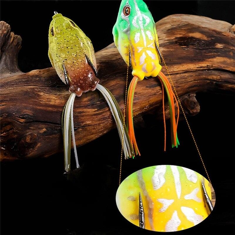 Pad Crasher Frog Lure