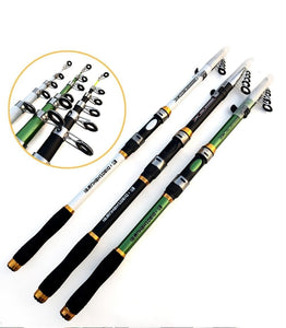 Carbon Fiber Telescopic Pro Rod