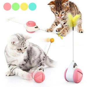 Tumbler Swing Interactive Kitten Toy