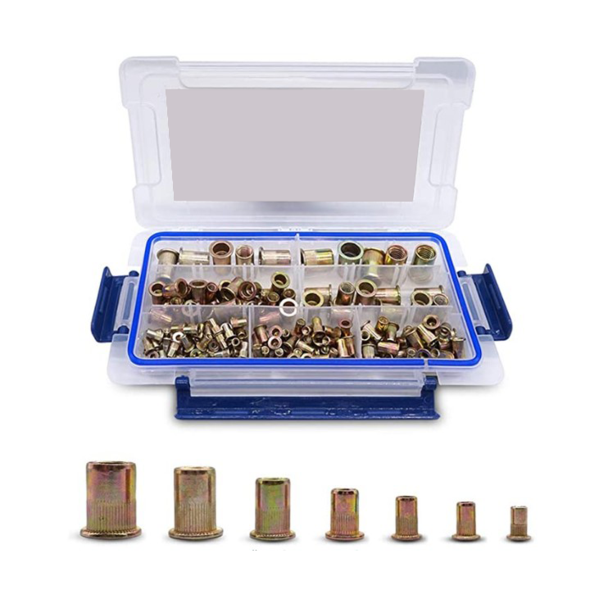 Easy Automatic Rivet Tool Set