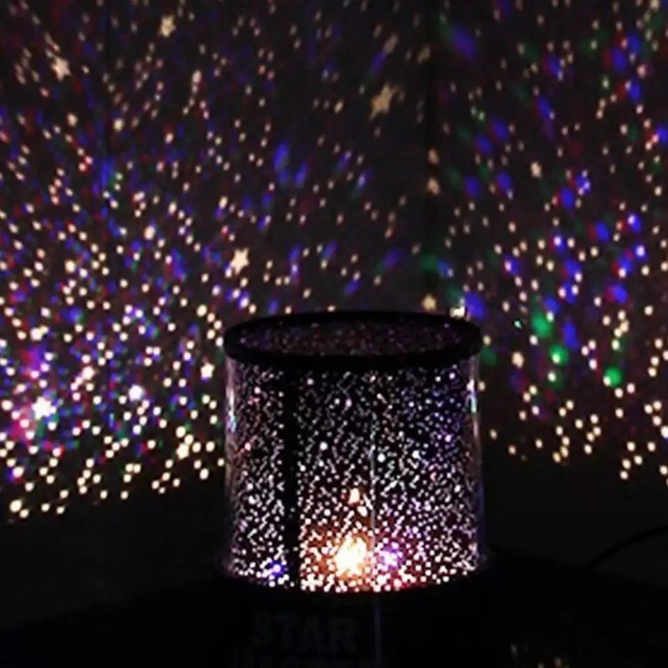 Starry Galaxy Night Room Projector