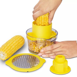 4 IN 1 CORN STRIPPER PEELER