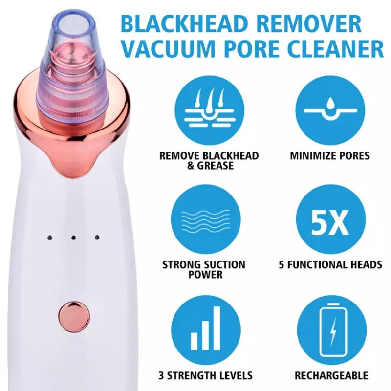 Blackheads Remover Vacuum Pore Cleaner