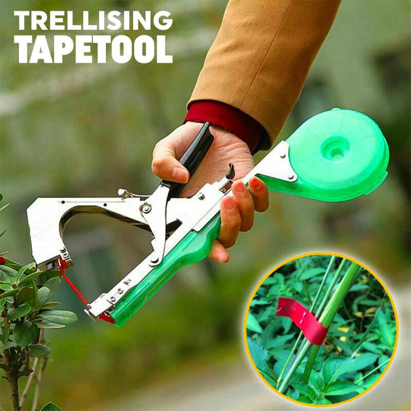 Trellis Plant Upright Tying Tapetool