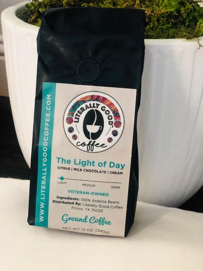 Light of Day Signature Reserve ™ - Literally Good Coffee Company
