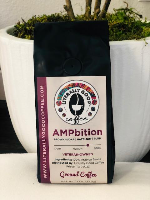 AMPbition Signature Reserve ™ - Literally Good Coffee Company