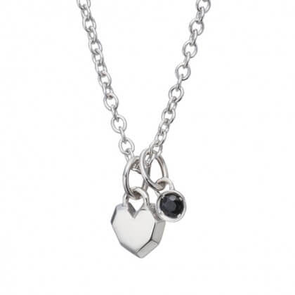 Blanche クール Silver Pendant BNJ003RC