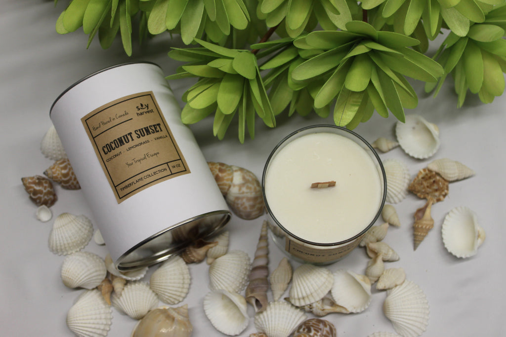 Coconut Sunset Candle
