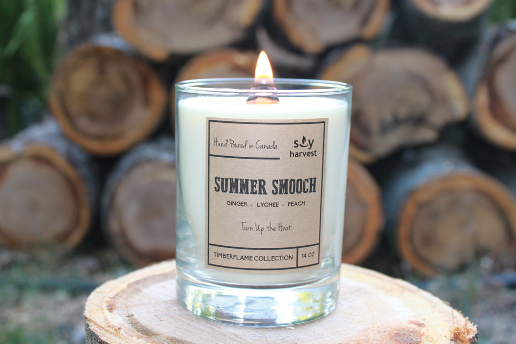 Summer Smooch Candle