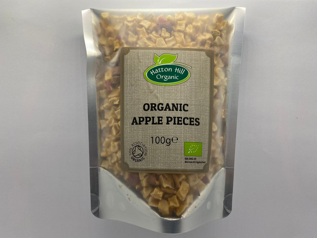 ORGANIC APPLE PIECES - Bens Greengrocers