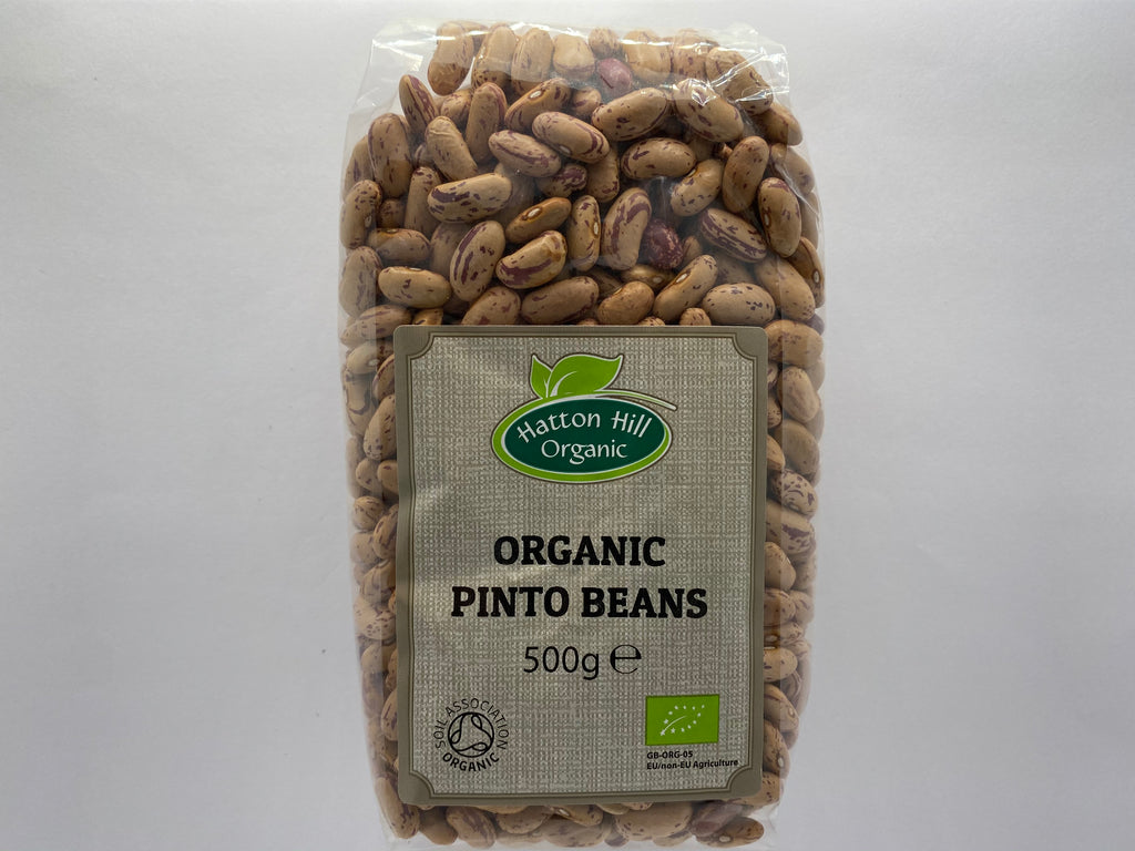 ORGANIC PINTO BEANS - Bens Greengrocers