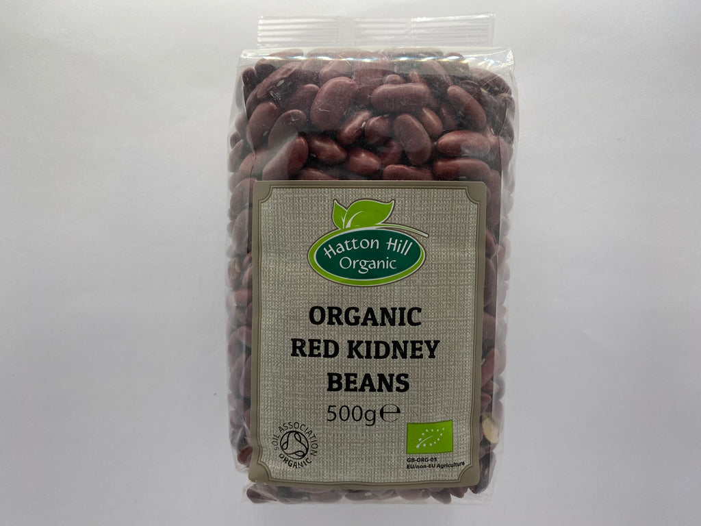 ORGANIC RED KIDNEY BEANS - Bens Greengrocers