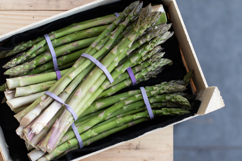 ASPARAGUS GREEN - Bens Greengrocers