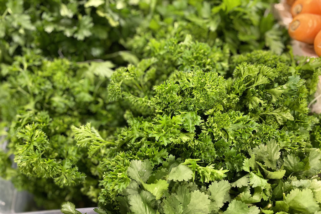 CURLY PARSLEY - Bens Greengrocers