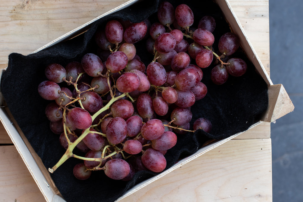 GRAPES RED SEEDED - Bens Greengrocers