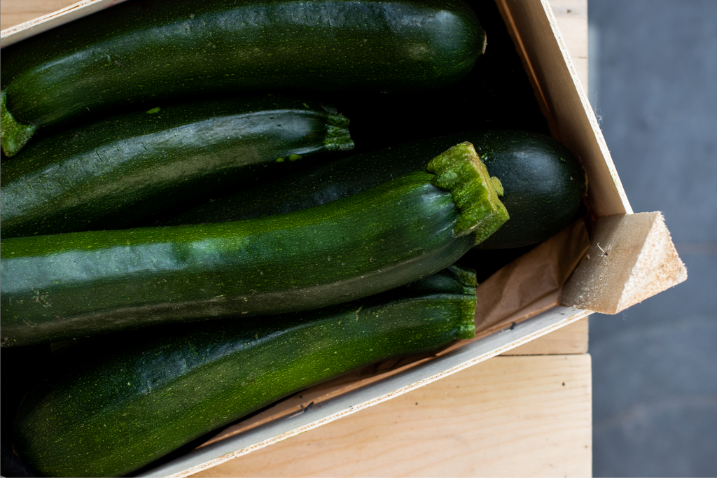 ORGANIC COURGETTES - Bens Greengrocers