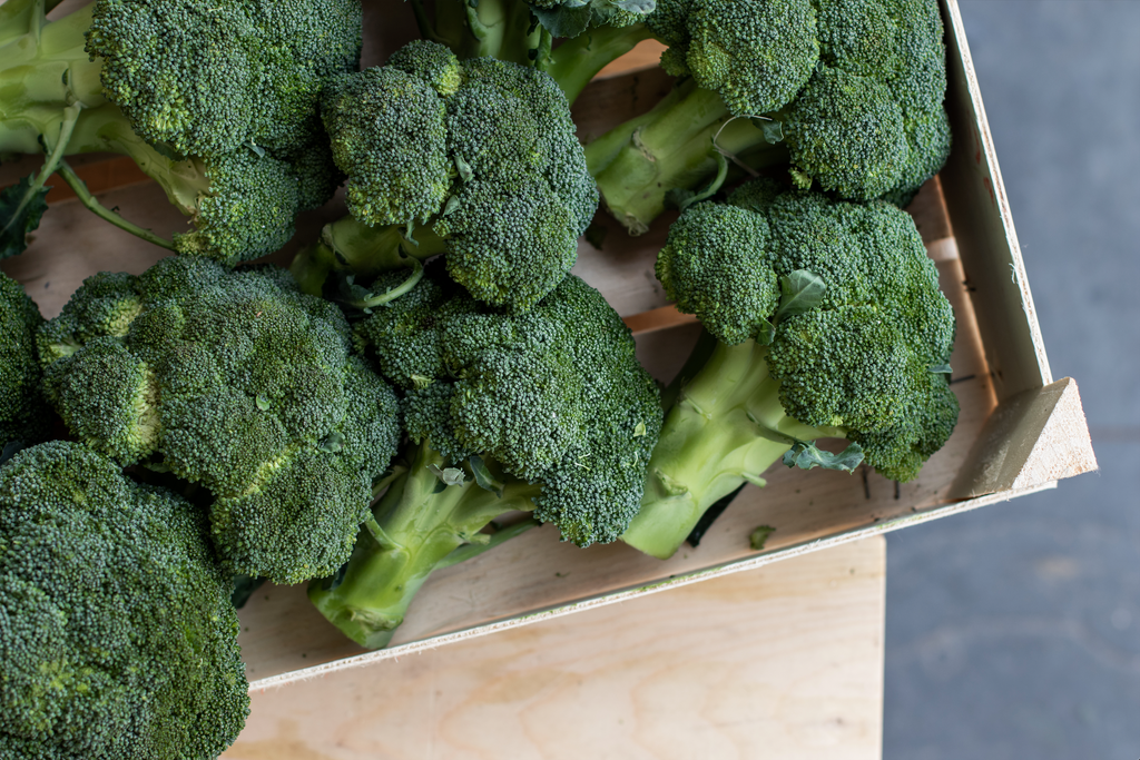 ORGANIC BROCCOLI - Bens Greengrocers