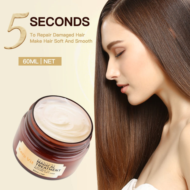 60ml HAIR REPAIR MASK for damaged hair care