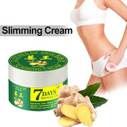 30ml Ginger 7 Days Slimming Cream