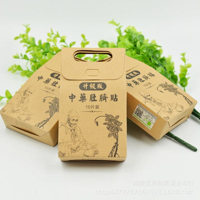 30PCS Traditional Chinese Medicine  Slim Patch