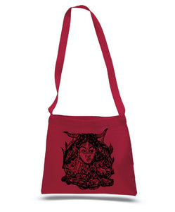 Fuego Al Sistema SMALL tote bag