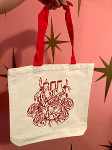 Corazon Tote Bag