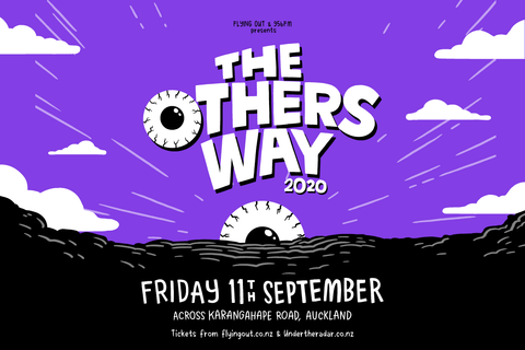 THE OTHERS WAY: THE FIRST ANNOUNCEMENT