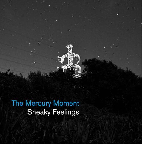 SNEAKY FEELINGS ANNOUNCE NEW ALBUM 'THE MERCURY MOMENT'