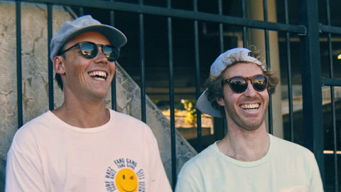 SURF FRIENDS SHARE 'GOOD THING' VIDEO