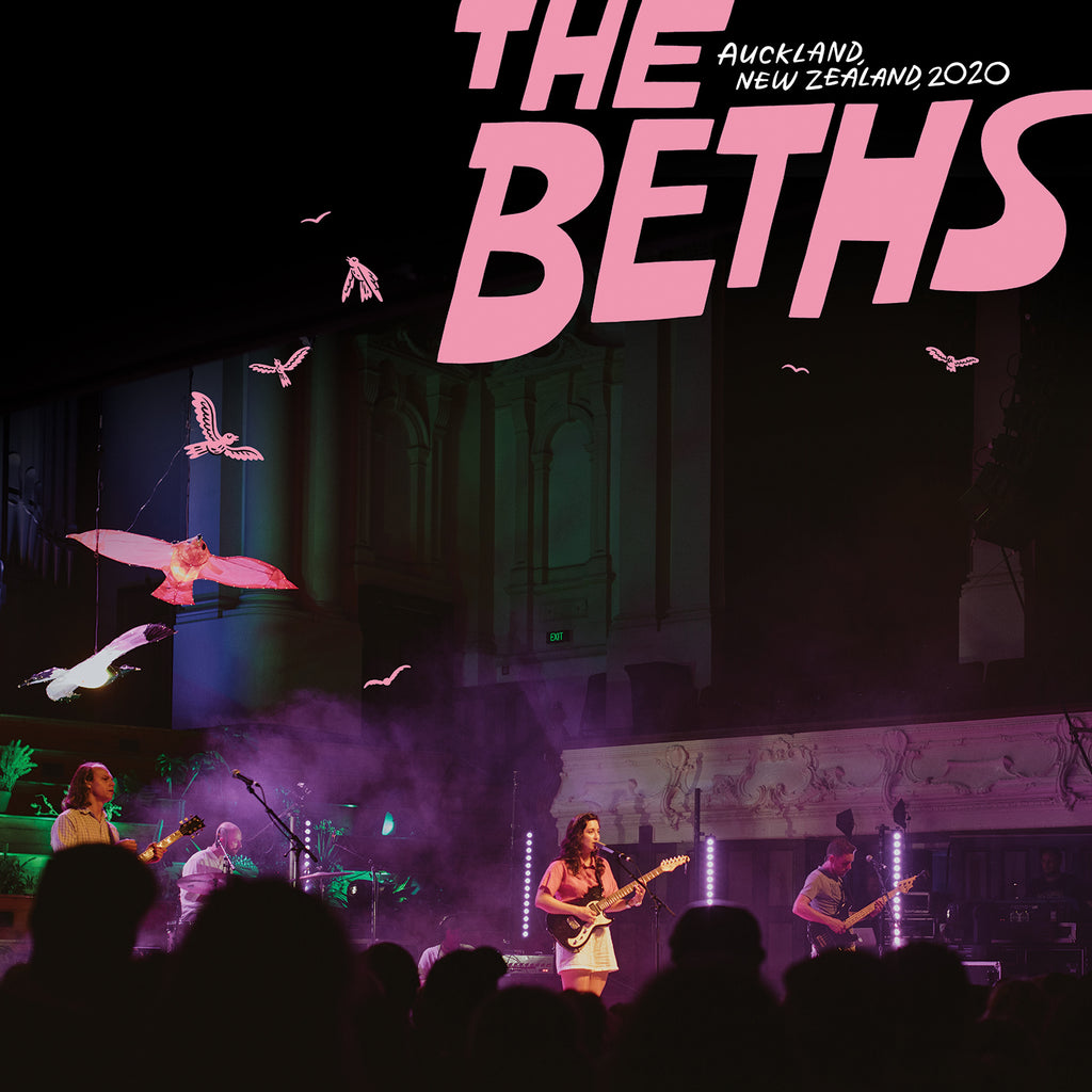The Beths - Auckland, New Zealand, 2020 Album Cover