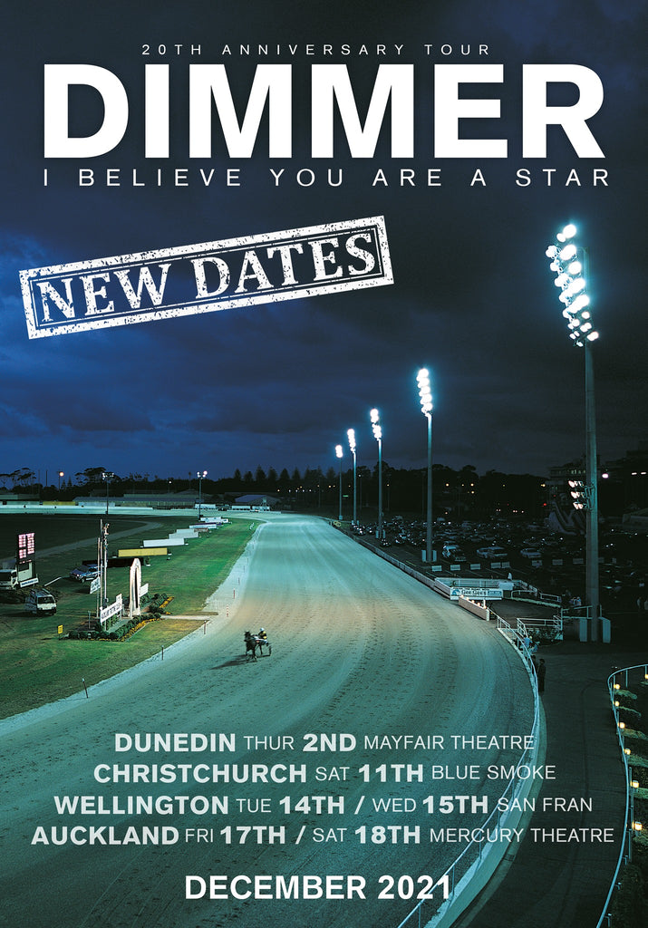 Dimmer poster new dates